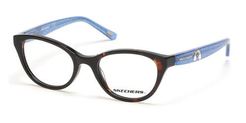 Dark Havana Skechers SE1651 Eyeglasses