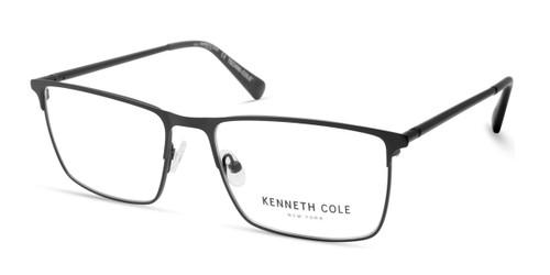 Matte Black Kenneth Cole New York KC0323 Eyeglasses