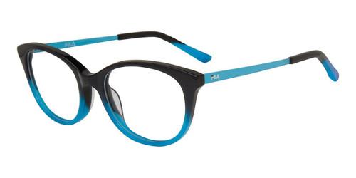 Blue Fila VF9459 Eyeglasses