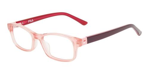 Pink Fila VF9463 Eyeglasses