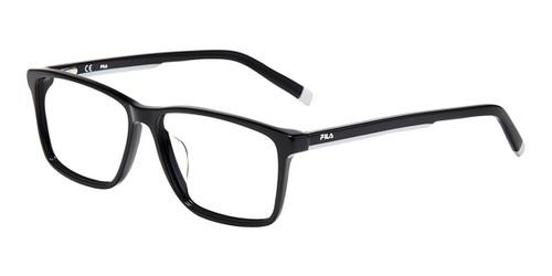 Black Fila VF9240 Eyeglasses