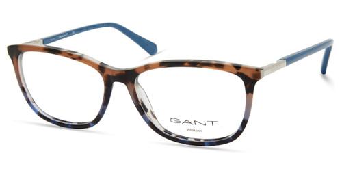 Coloured Havana Gant GA4115 Eyeglasses.