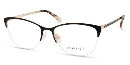 Matte Black Gant GA4116 Eyeglasses.