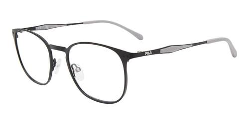 Black Fila VF9985 Eyeglasses