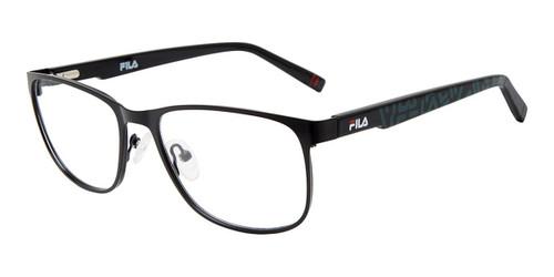 Black Fila VFI173 Eyeglasses