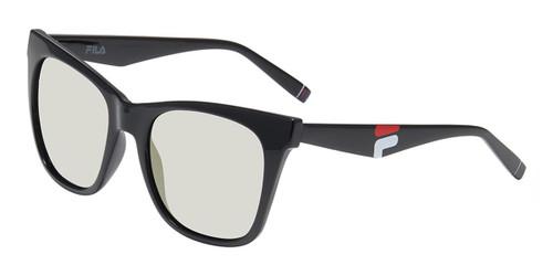 Black Fila SFI184 Sunglasses