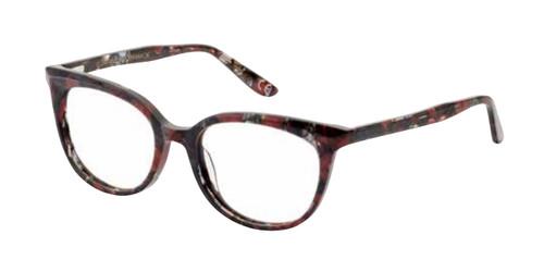 RED Corinne McCormack Maiden Lane Eyeglasses