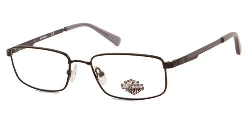 Matte Black HARLEY DAVIDSON HD0141T Eyeglasses.