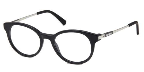 Matte Black HARLEY DAVIDSON HD0144T Eyeglasses - Teenager.