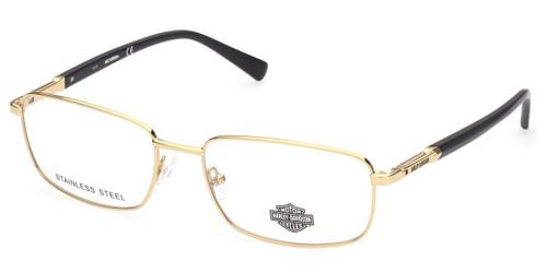 Pale Gold HARLEY DAVIDSON HD0826 Eyeglasses.