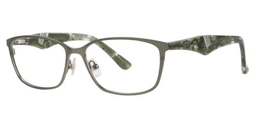 Verde Vera Wang V328 Eyeglasses.