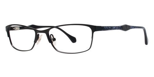 Black Vera Wang V326 Eyeglasses - Teenager.