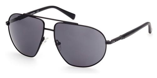Matte Black/Smoke HARLEY DAVIDSON HD0950X Sunglasses.
