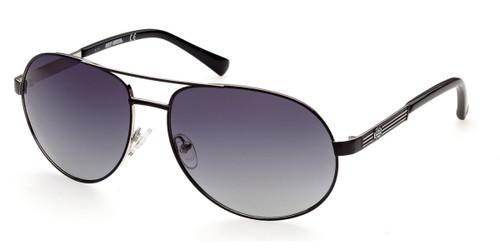 Matte Black/Smoke Polarized HARLEY DAVIDSON HD0954X Sunglasses.