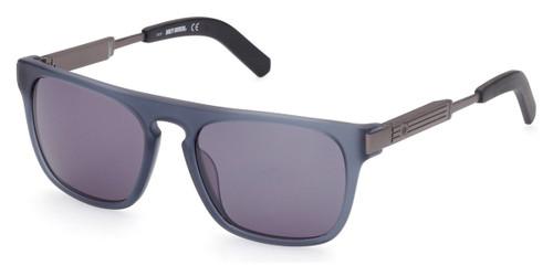 Matte Gunmetal/Smoke HARLEY DAVIDSON HD1004x Sunglasses.