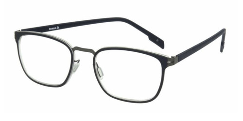 Matte Black Reebok RV9526 Eyeglasses