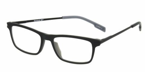 Black Reebok RV9012 Eyeglasses - Teenager