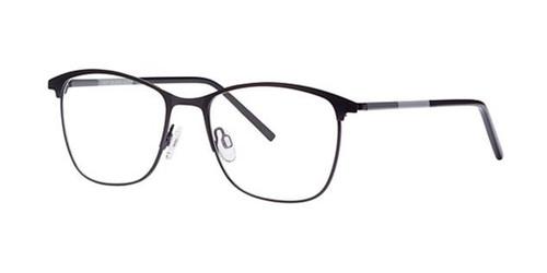 Black Elan 3427 Eyeglasses.
