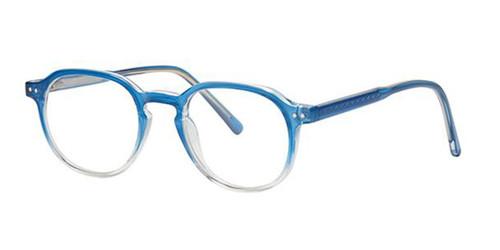 Blue Fade Parade Q Series 1803 Eyeglasses
