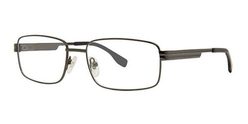 Matte Lt. Gunmetal Parade Q Series 1628 Eyeglasses