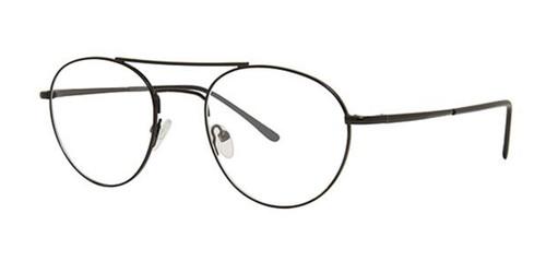Matte Black Parade Q Series 1627 Eyeglasses - Teenager