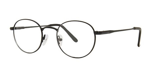 Matte Black Parade Q Series 1626 Eyeglasses