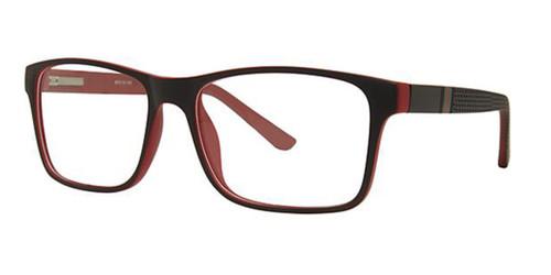 Red/Black Parade Plus 2133 Eyeglasses