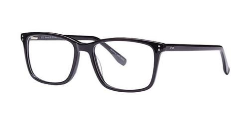 Black Elan 3723 Eyeglasses.