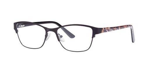Black Elan 3751 Eyeglasses.