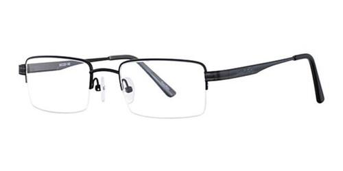 Black Avalon 5105 Eyeglasses.