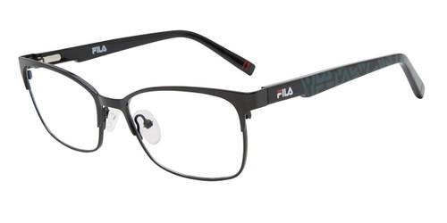 Black Fila VFI176 Eyeglasses