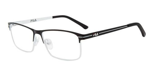 Black Fila VFI152 Eyeglasses