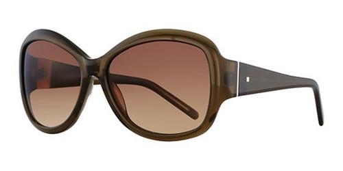 Khaki Romeo Gigli S8101 Sunglasses