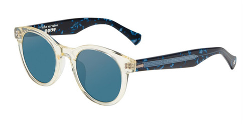 Yellow Crystal John Varvatos V542 Sunglasses