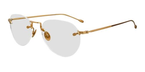 Gold John Varvatos V170 Eyeglasses