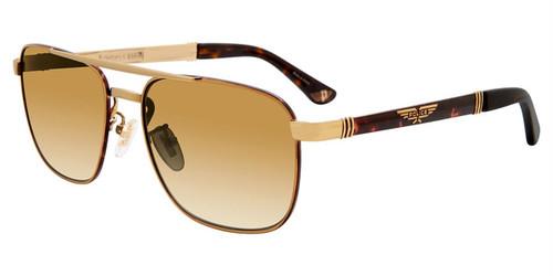 Black (08ES) Police SPL890 Sunglasses.