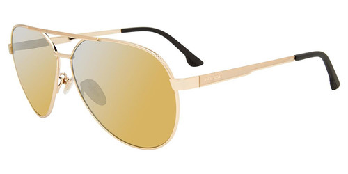 Gold (300G) Police SPLB37 Sunglasses.