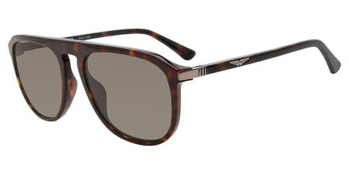 Brown Havana (0722) Police SPLE06M Sunglasses.