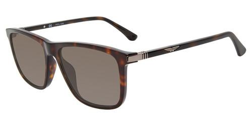 Brown Havana (0722) Police SPLE05M Sunglasses.