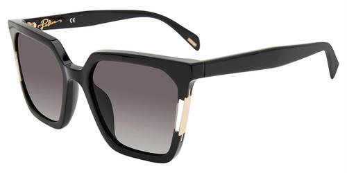 Black (0700) Police SPLD33 Sunglasses.