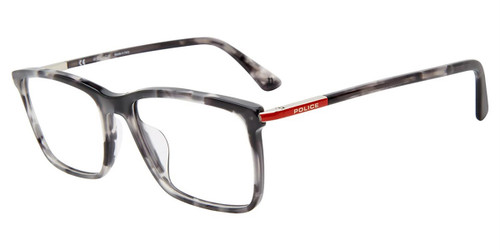 Grey Tortoise (0793) Police VPLD11 Eyeglasses.