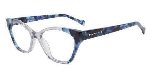 Blue Havana Lucky Brand VLBD237 Eyeglasses