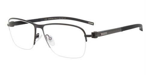 Black Chopard VCHD83 Eyeglasses