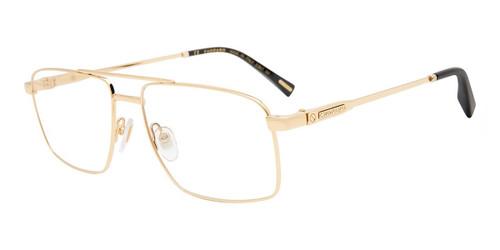 Gold Chopard VCHF56 Eyeglasses