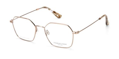 Brown William Morris Charles Stone NY CSNY30069 Eyeglasses
