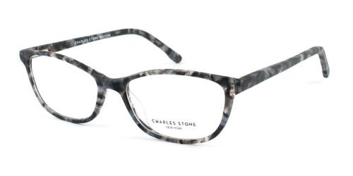 Black Havana William Morris Charles Stone NY CSNY553 Eyeglasses