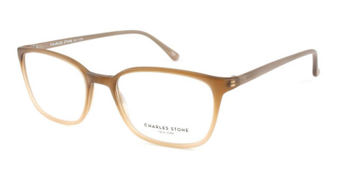 Brown William Morris Charles Stone NY CSNY504 Eyeglasses