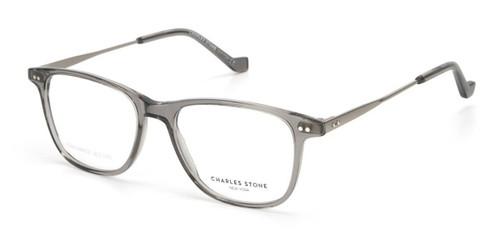 Grey William Morris Charles Stone NY CSNY30057 Eyeglasses