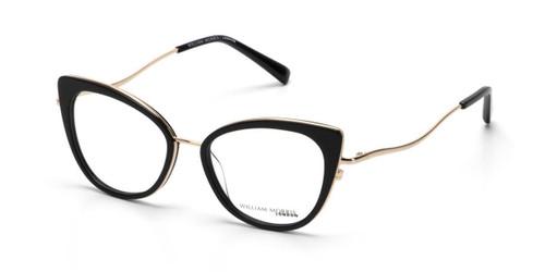 Black William Morris London WM50208 Eyeglasses - Teenager.