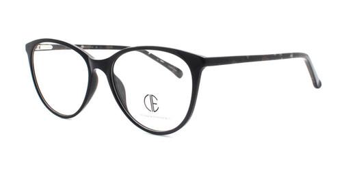 Black Cie Sec166 Eyeglasses